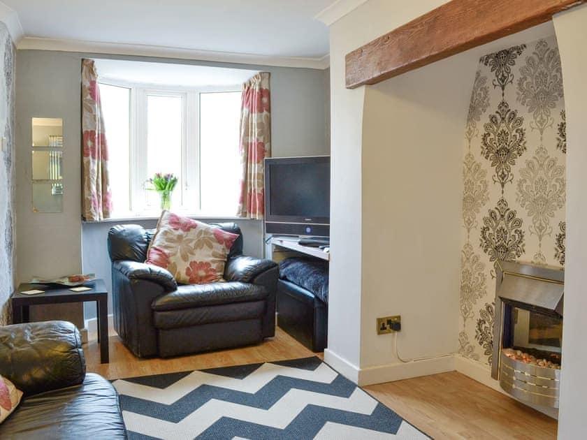 Characterful living room | Bryn Bethel, Penrhyndeudraeth, near Porthmadog