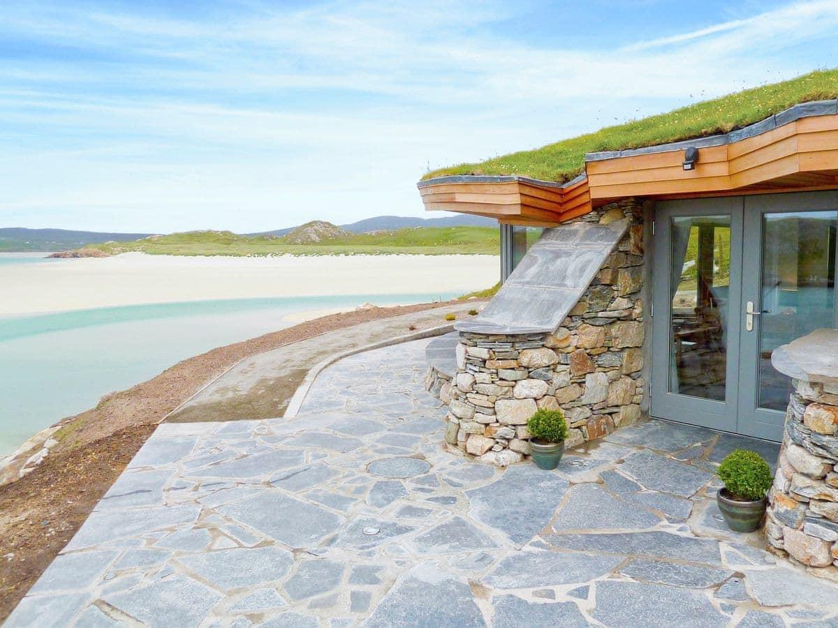 Admirable Beach Bay Cottage Ref Srrm In Carnish Uig Isle Of Lewis Interior Design Ideas Truasarkarijobsexamcom