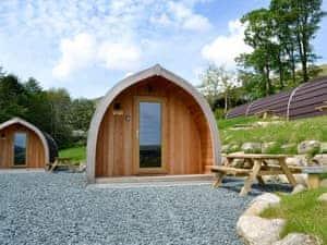Lowside Farm Lodges - Holly Tree Lodge
