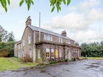 Rosemount House, Blairgowrie, Perthshire
