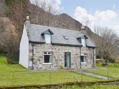Exterior   Tigh-An-Achaidh, Inverinate, nr. Kyle of Lochalsh