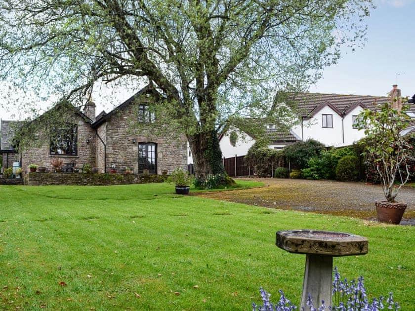 Garden | The Old School Penallt , Penallt, near Monmouth