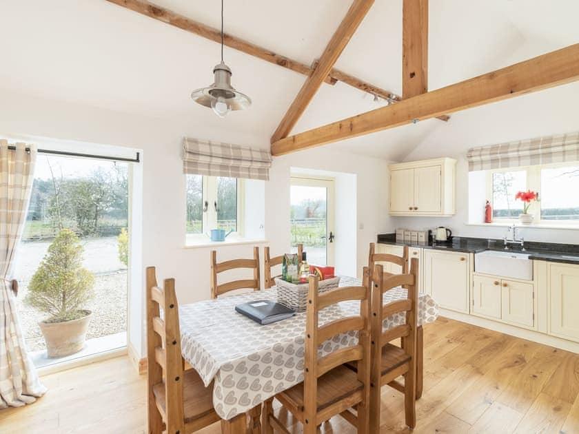 Airy kitchen diner | Grange Cottage, Harome, near Helmsley