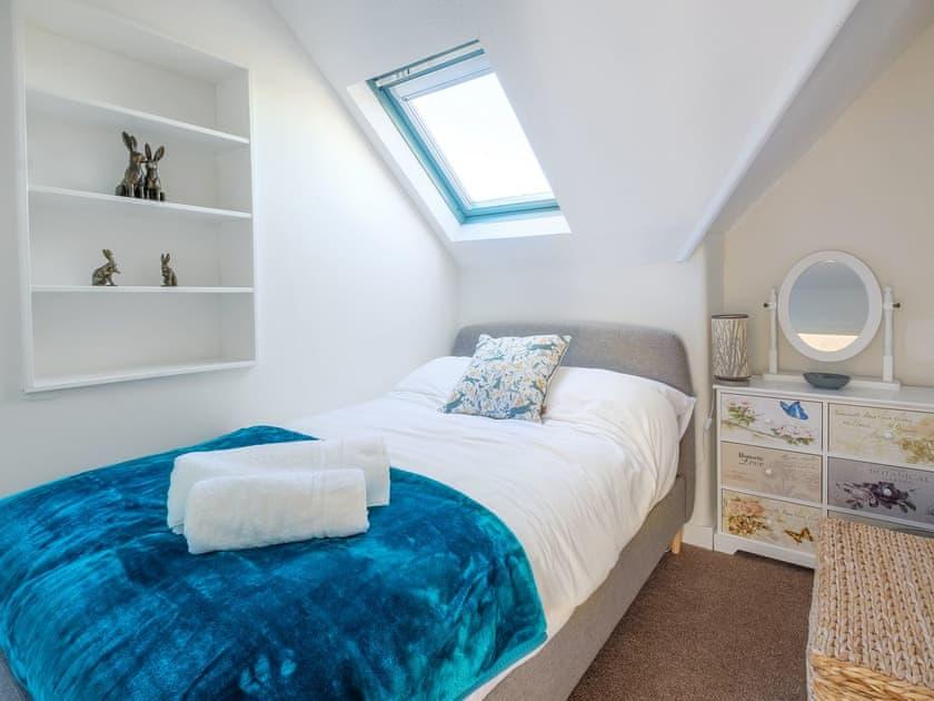 Comfy bedroom   Rowborough Cottage - Cheverton Farm, Shorwell