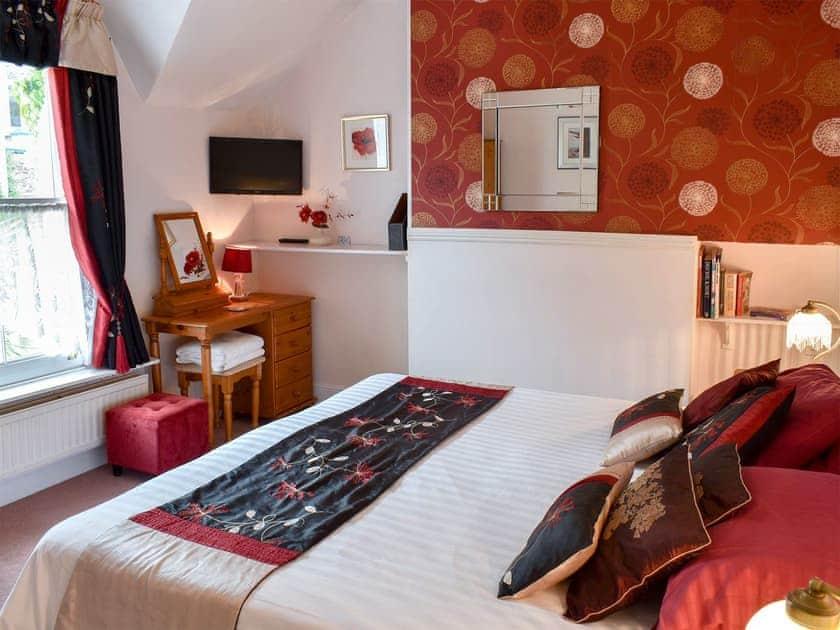 Double bedroom   Cladda House - Cladda House and Apartments, Dartmouth