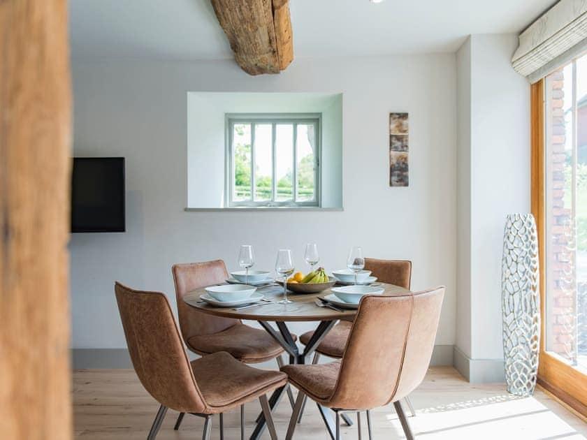 Dining Area | Ash Cottage at Frame Farm, Benenden