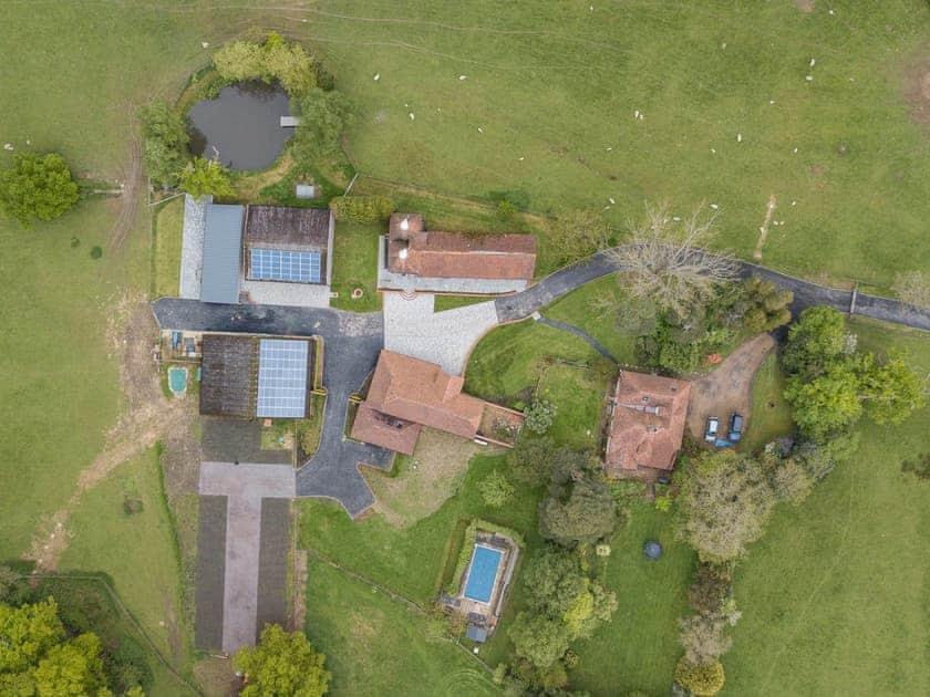 Surrounding area | Ash Cottage at Frame Farm, Benenden