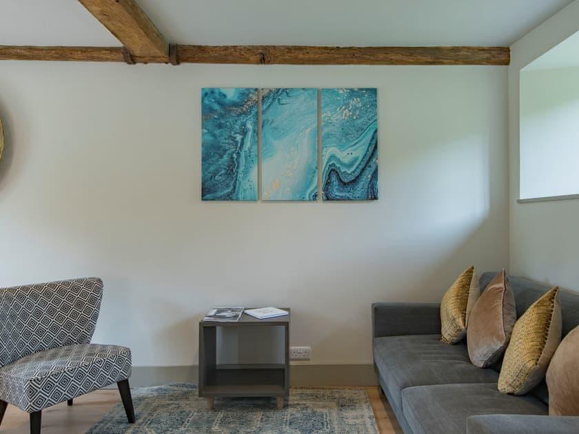 Living area | Birch Cottage at Frame Farm, Benenden