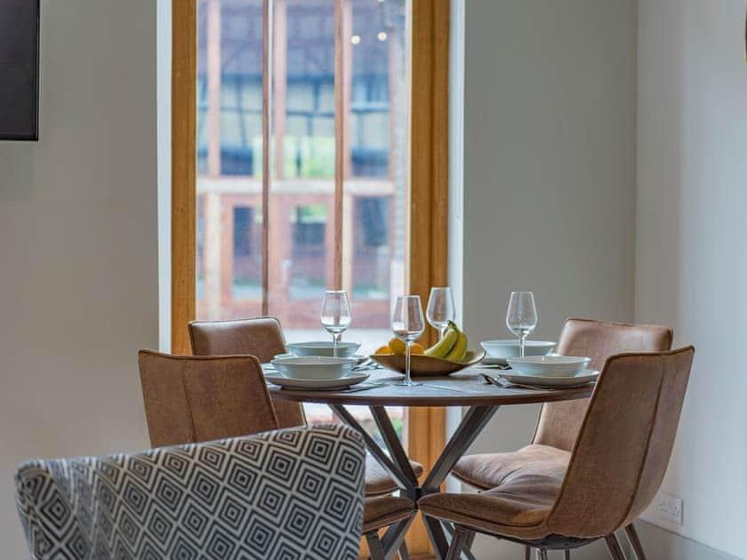 Dining Area | Birch Cottage at Frame Farm, Benenden