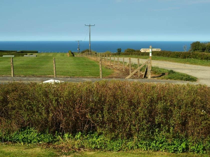 Delightful sea views | The Yorkshireman, Ravenscar, near Robin Hood's Bay