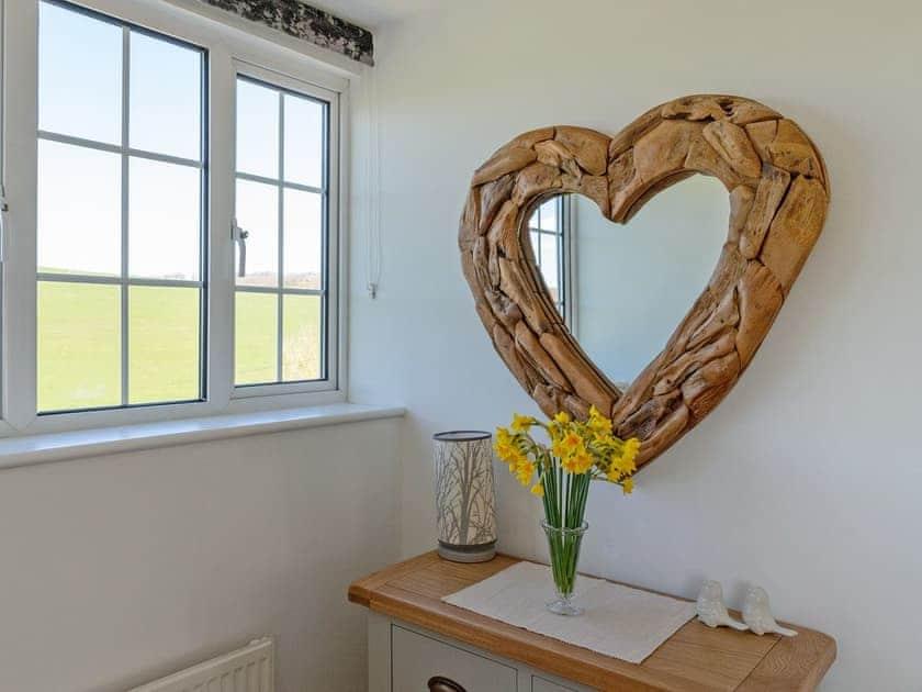 Lovely features throughout   Rowborough Cottage - Cheverton Farm, Shorwell