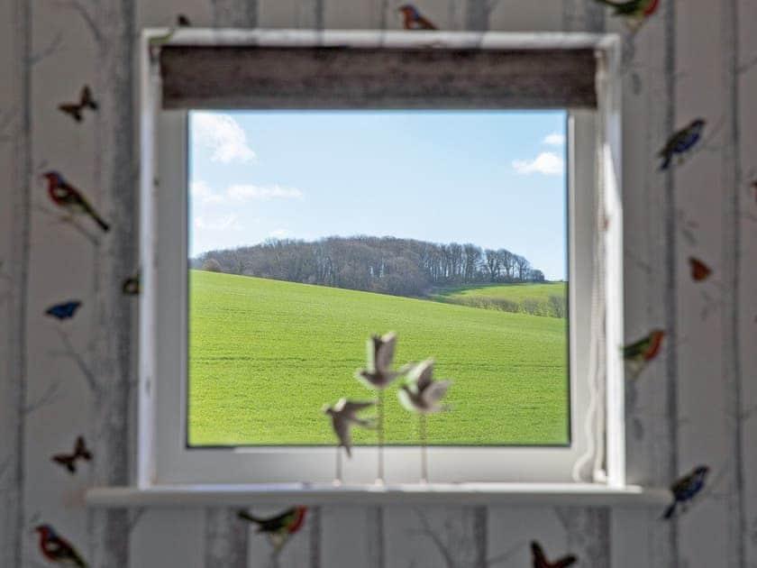 Wonderful views | Rowborough Cottage - Cheverton Farm, Shorwell