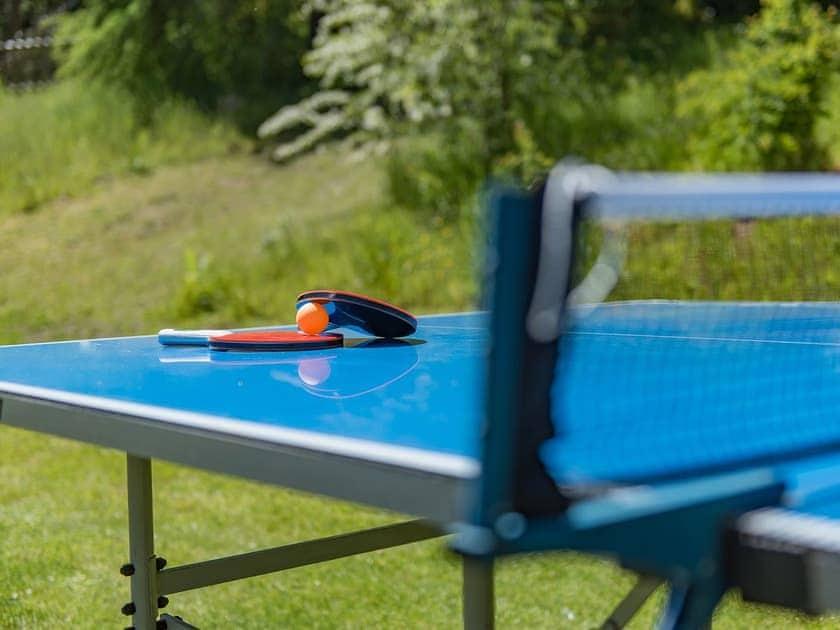 Table tennis | The Manor Coach House, Chartham