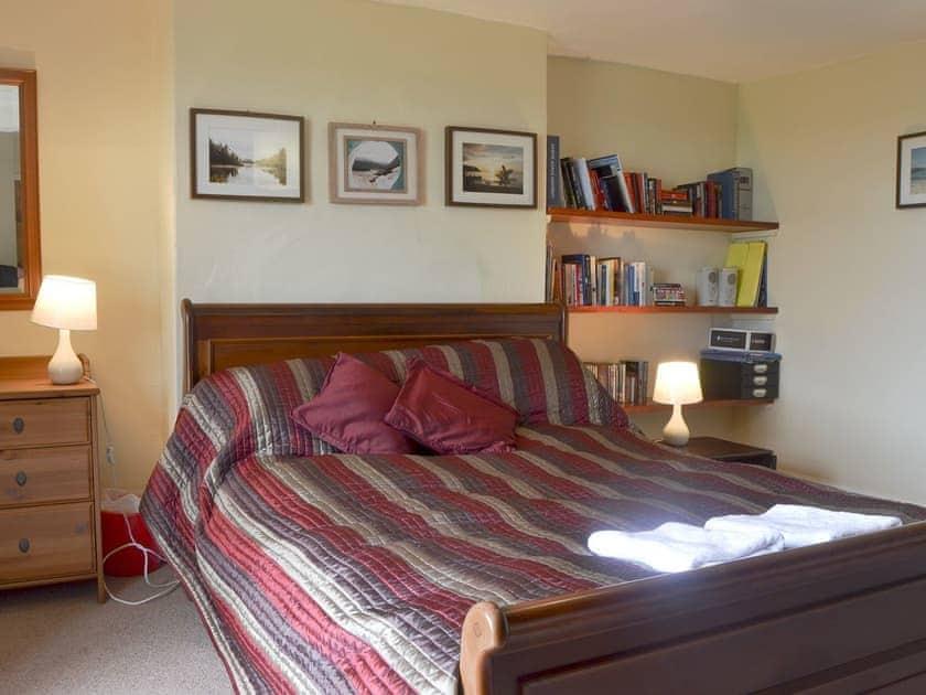 Double bedroom | Little Garway Farm, Garway Hill