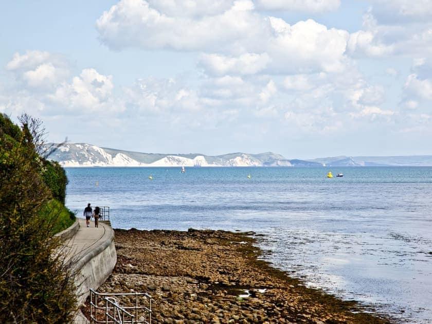 Impressive panoramic sea views across Weymouth bay | Cove View - Admirals Quarter, Weymouth