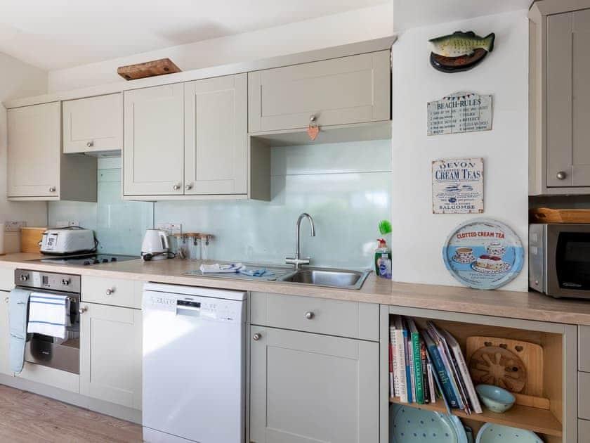 Open plan living space | Bottom House, Salcombe