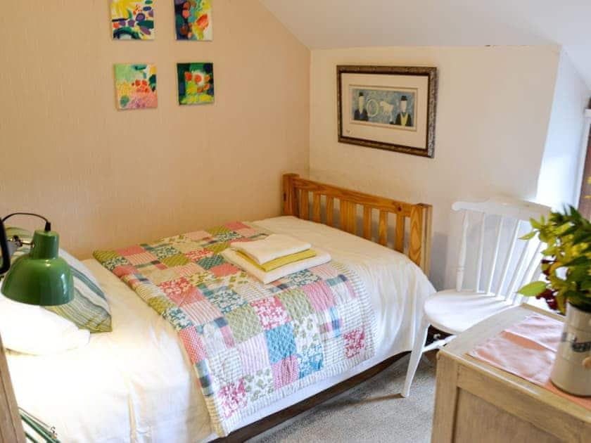 Double bedroom   Perthygwenyn, Mydroilyn, near Aberaeron