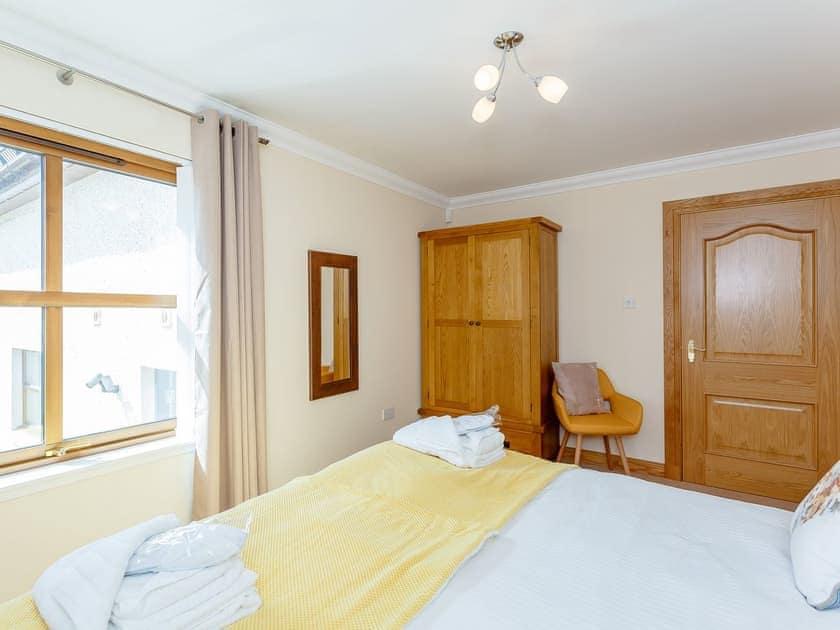 Double bedroom | The Lookout, Aviemore