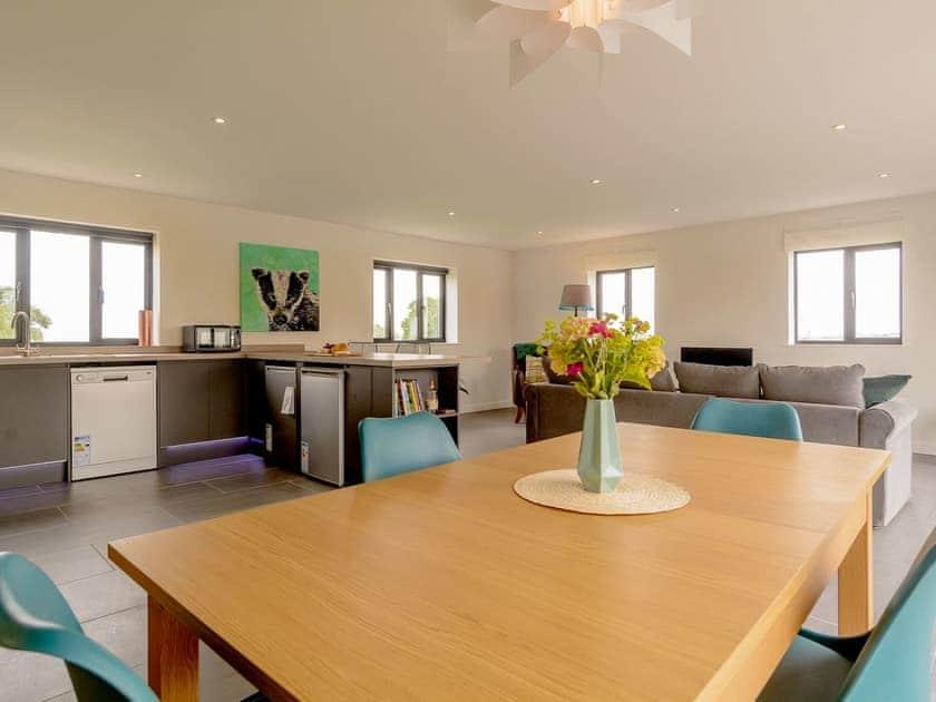 Dining area | The Sett, Stone Allerton, near Cheddar