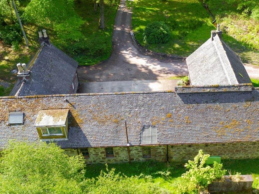 Exterior | Stable Cottage - Torridon Estate, Torridon