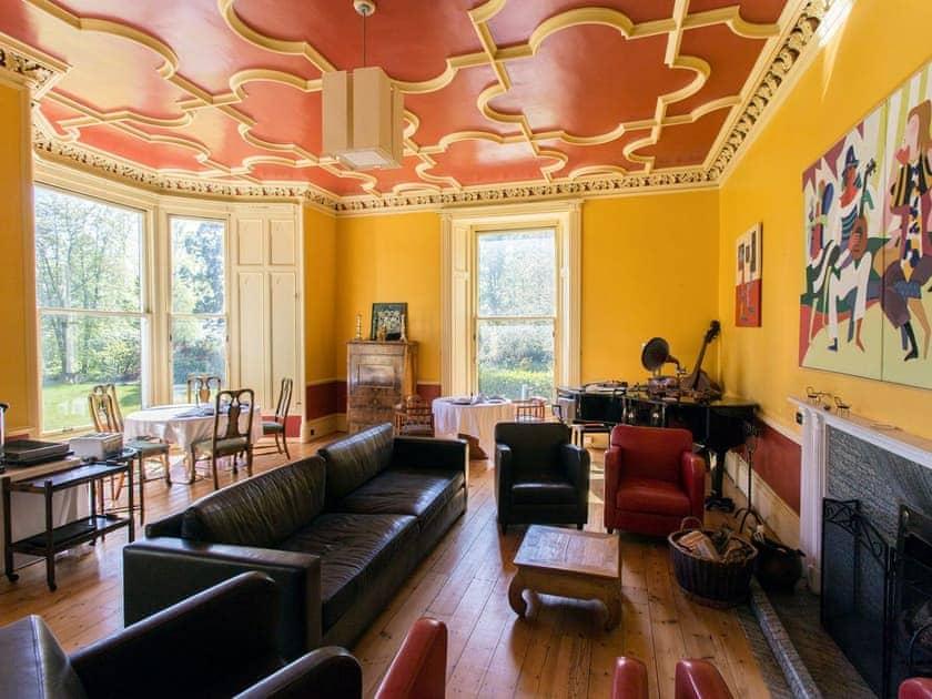 Large breakfast room   Torridon House - Torridon Estate, Torridon