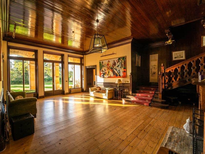 Hallway   Torridon House - Torridon Estate, Torridon