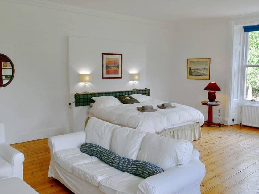 Double bedroom   Torridon House - Torridon Estate, Torridon