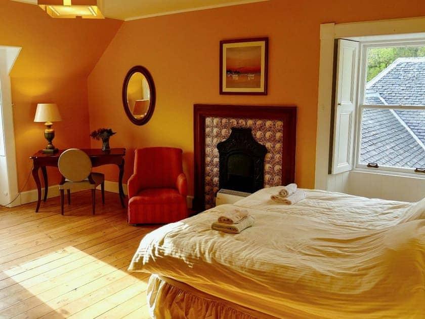 Twin bedroom   Torridon House - Torridon Estate, Torridon