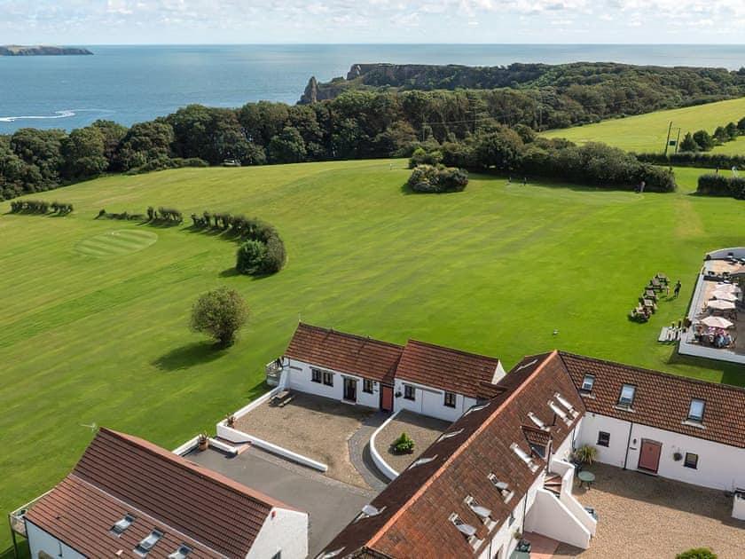 Celtic Haven Resort - The Hayloft