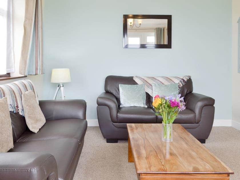 Stylish living area | Sea View Cottage, East Runton, near Cromer