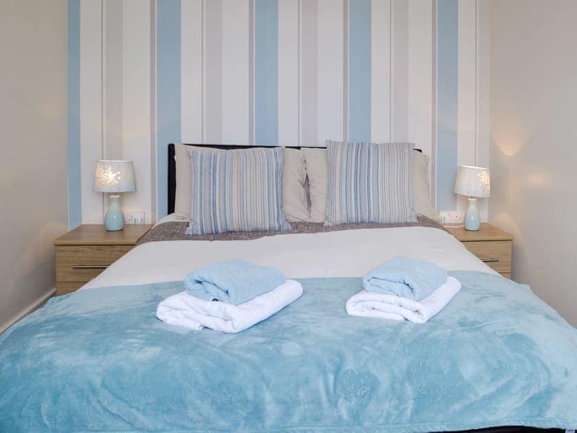 Relaxing double bedroom | Sea View Cottage, East Runton, near Cromer