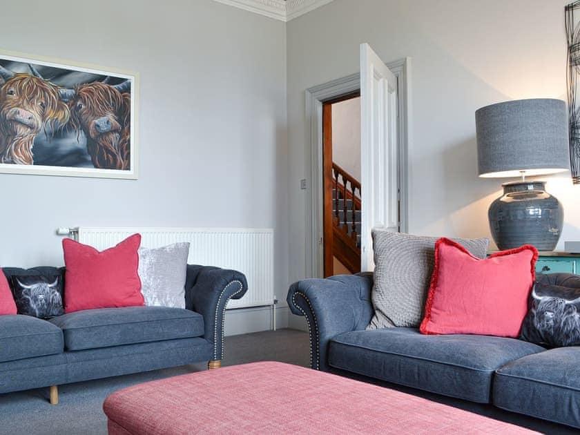 Living room | Craiganrioch, Campbeltown