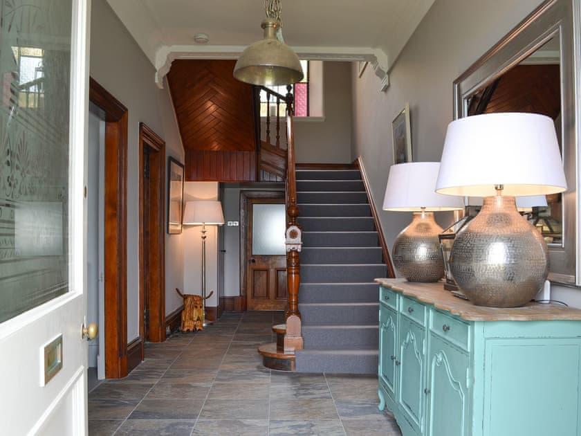 Hallway | Craiganrioch, Campbeltown
