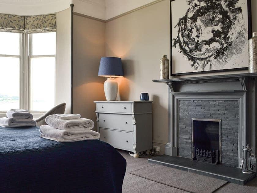 Double bedroom | Craiganrioch, Campbeltown