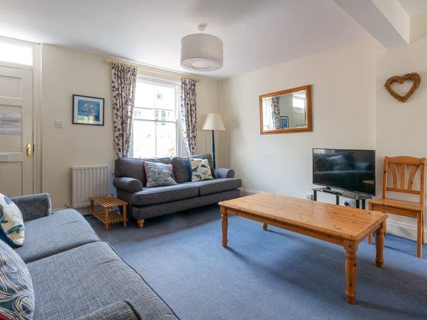 Comfortable living room | Garston, Salcombe