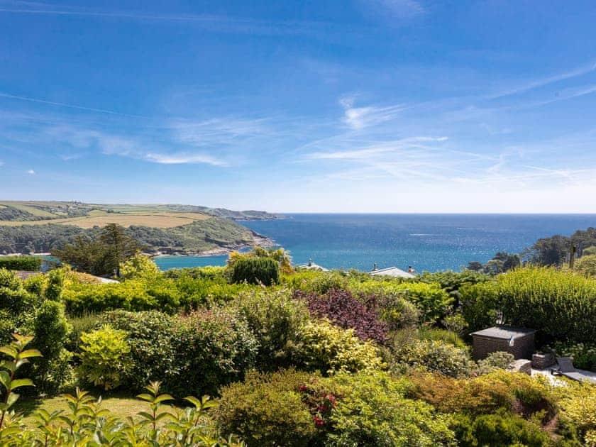 Wonderful views over the estuary towards the sea,  East Portlemouth, Gara and Rickham | Windy Heath, Salcombe