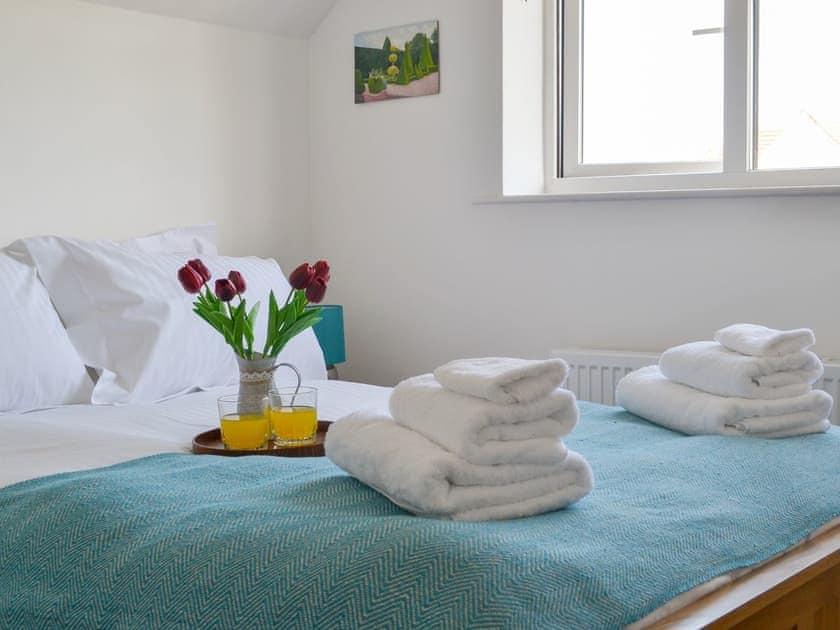 Comfy double bedroom | Cherry Garth, Goathland