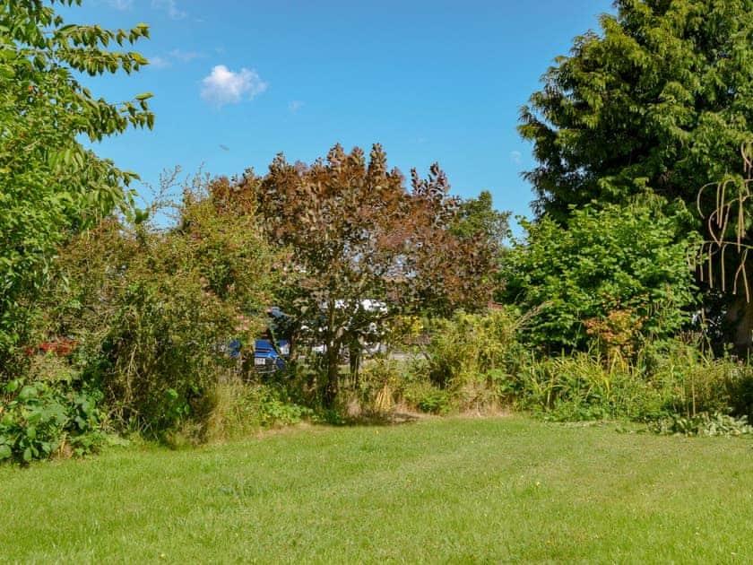 Garden | Cherry Garth, Goathland