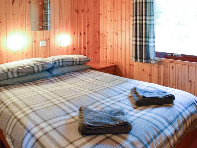 Typical double bedroom   Willow - Fairwinds, Carrbridge, near Aviemore