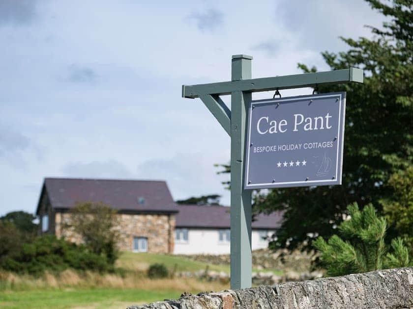 Cae Pant Cottages - Pant y Saer