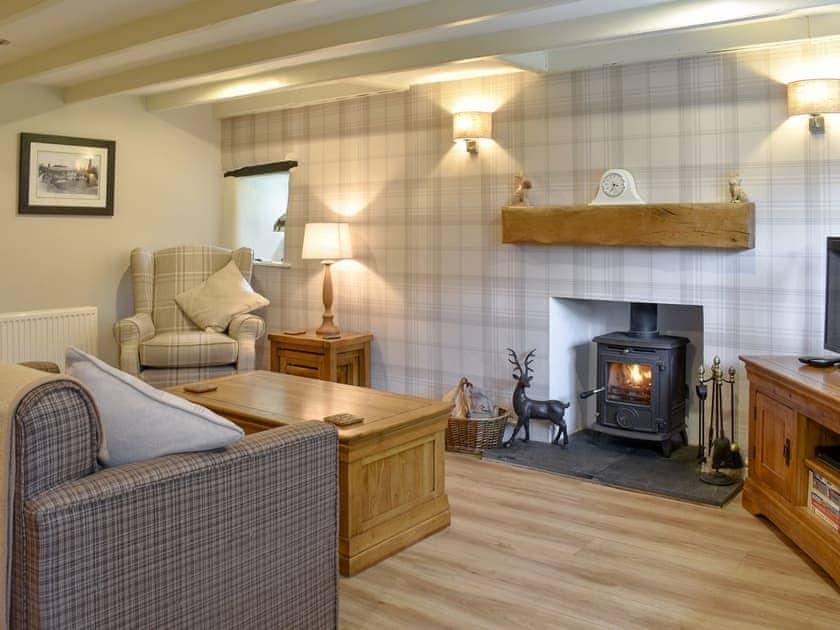 Comfortable living room   Wansbeck Cottage, West Ayton, near Scarborough