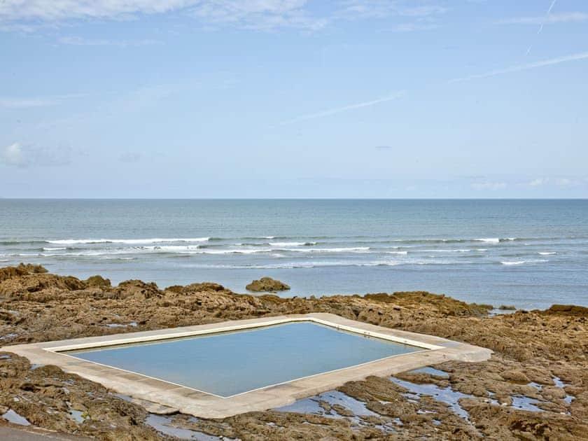 Lovely sea views | Westward Ho!