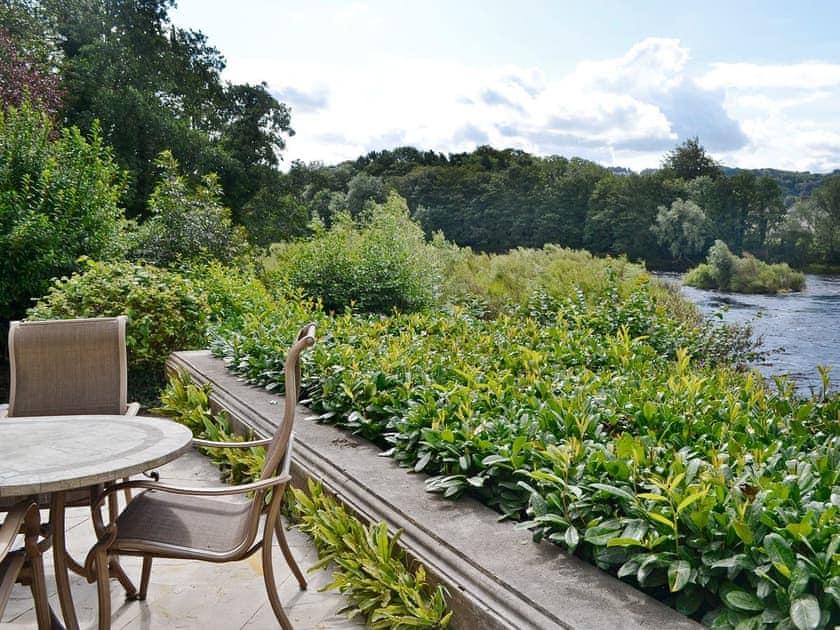 Stunning views river views | Bridge House Cottages, Corbridge, near Hexham