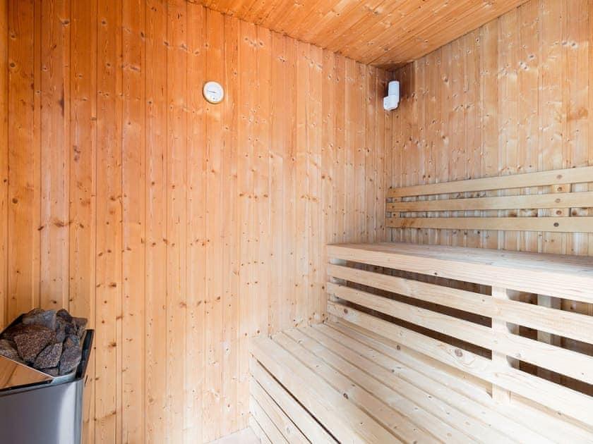 Sauna   Meadow Barn, Deerhurst Walton