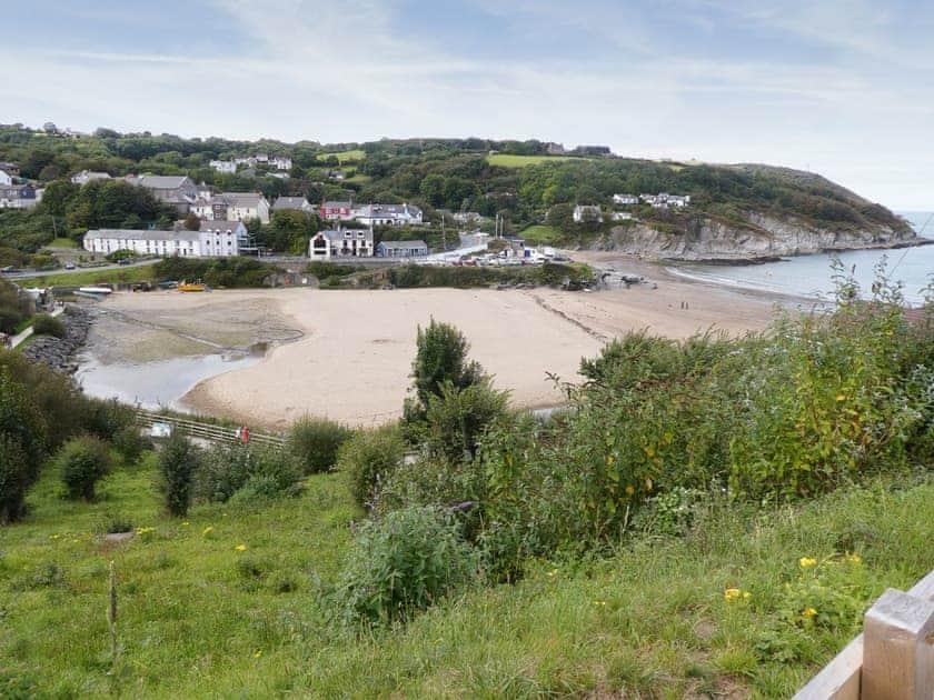 Picturesque surrounding area   Y Bwthyn, Talgarreg, near New Quay