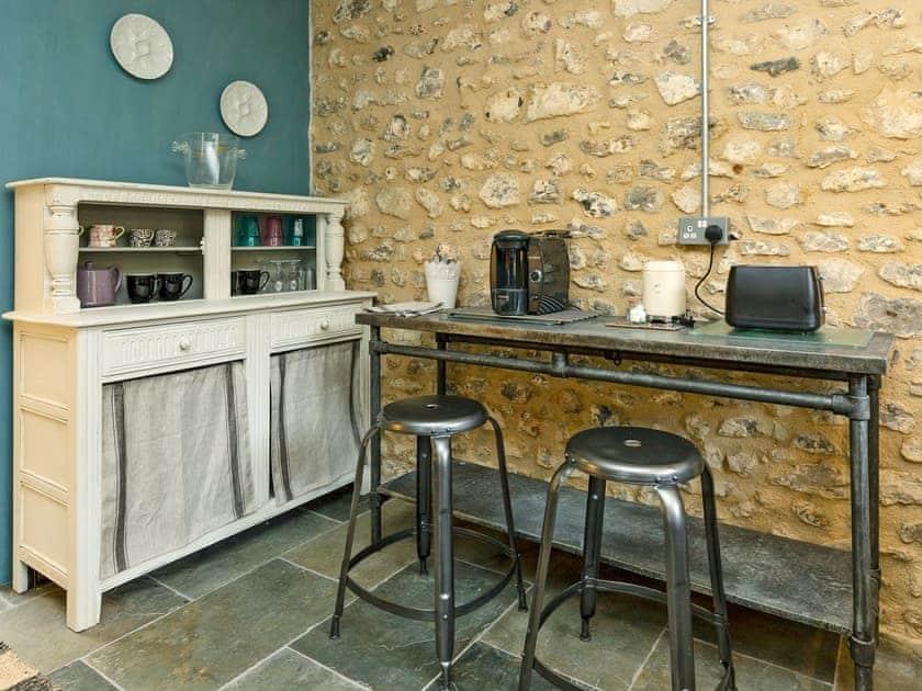 Inviting sitting area | Holyford Farm CottagesGarden Cottage, Colyton, Seaton