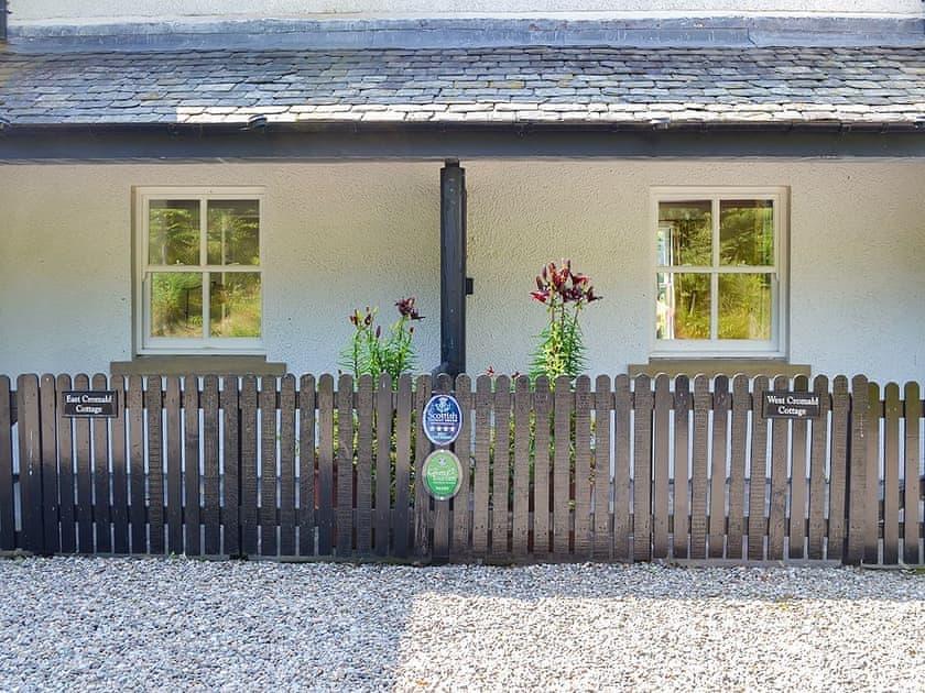 Exterior | Heather Lodge - Cally Farm Cottages, Ballintuim, near Blairgowrie