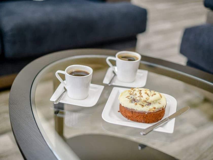 Relaxing living space | Holton Barn - White House Lodges, Heveningham, near Halesworth