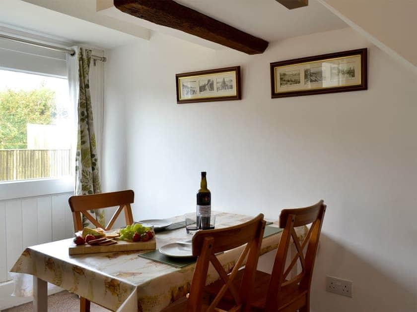 Dining area | Fern Cottage - Newlands Farm, Cloughton, near Scarborough