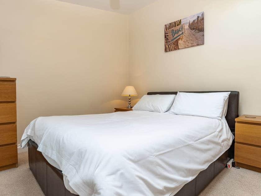 Double bedroom | Sea Front House 5 - Golden Bay Holiday Village, Westward Ho!